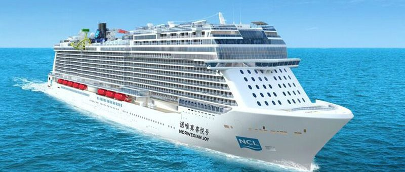 Chinese Customers Change Global Tourism Example Cruise Shipping - Example of cruise ship